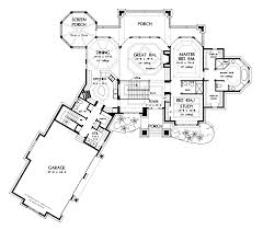 Bedroom House Plan Designs On Bedroom Luxury Home Plans    best bedroom house plans