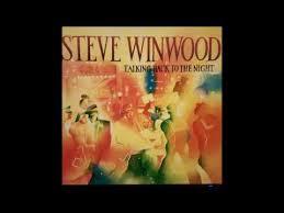<b>SteveWinwood</b> - <b>Talking</b> Back t o the Night - 1982 /LP Album ...