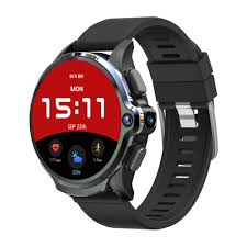 <b>KOSPET Prime</b> 4G Smartwatch 1260mAh GPS 5MP Camera 1.6 ...