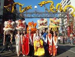 Golden Dragon Parade