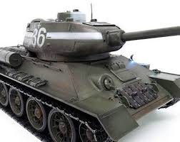 <b>Радиоуправляемый танк Taigen</b> T34-85 <b>Russia</b> Green Edition ...