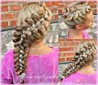 Плетение кос на домодедовской
