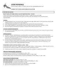 teacher education sample teacher resume  seangarrette coteacher education sample