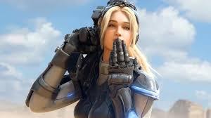 Боевая красота – представлена <b>фигурка</b> Новы из <b>StarCraft</b> 2