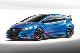 Honda представила «самый экстремальный» <b>Type R</b> в своей ...