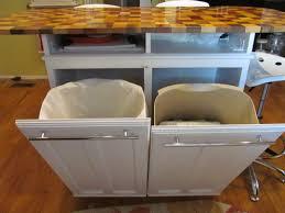Kitchen Cabinet Garbage Drawer Cabinet Kitchen Cabinet Garbage