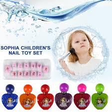 <b>Disney</b> Sophia Children's Nail Toy <b>Set Princess</b> Cosmetics Tool ...