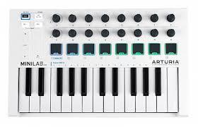 Купить <b>MIDI</b>-<b>клавиатуру ARTURIA MiniLab</b> mkII в Санкт ...
