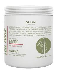 <b>OLLIN Full</b> Force Hair & Scalp Mask - Tradehouse - Ilukaubamaja