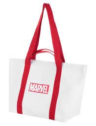 <b>Сумка</b> Shoulder White&Red <b>MARVEL</b>