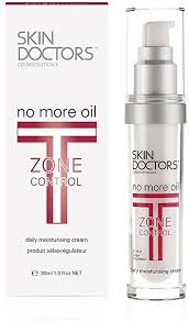 <b>Skin Doctors T-Zone Control</b> Oil Control No More Oil 30 ml: Amazon ...