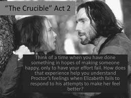 Memorable Quotes From The Crucible. QuotesGram via Relatably.com