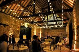 lighting canopies and fairy lights on pinterest barn wedding lighting