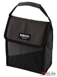 <b>Термосумка Igloo Bag It</b> Sport Grey 165157 купить в Минске: цена ...