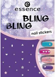<b>Essence</b> 01 Bling <b>Bling Nail Sticker</b> Set price in Saudi Arabia   Souq ...