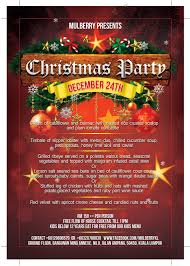 watch more like company christmas party flyer company christmas party flyer merry christmas mulberry
