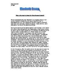 macbeth king duncan essay  term paper helpmacbeth king duncan essay