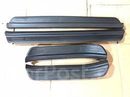 Пластик салона <b>накладки на пороги 4шт</b> Nissan Skyline, ECR33 ...