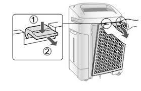 Фильтры для <b>очистителя воздуха Sharp</b> KC-A41RW - HEPA ...