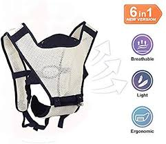 <b>Baby Carrier Sling</b> for Infants and Toddlers, 4-in-1 <b>Portable</b> ...