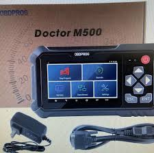 OBDPROG Doctor M500 Mileage ... - Newcastle Diagnostics