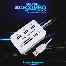 iMice <b>USB HUB</b> 3.0 Multi USB 3.0 HUB Splitter <b>3</b> Ports Card Reader ...