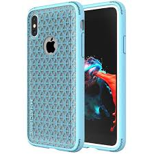 <b>Чехол Matchnine Skel</b> Light Blue для iPhone X (ENV026 ...