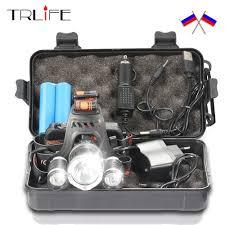 25000Lm T6 2R5 <b>светодиодный налобный фонарь</b> 4 режима ...