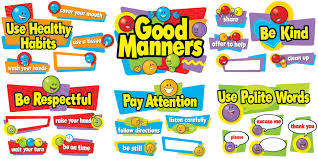 words short essay on good manners