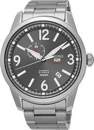 Мужские японские механические наручные <b>часы Seiko SSA291K1</b>