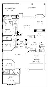 House Plan at FamilyHomePlans comContemporary Florida Mediterranean House Plan Level One