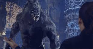 Image result for WEREWOLF GIFS