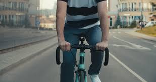 Cyclist Guy Riding <b>Fixed Gear</b>: стоковые видео (без ...
