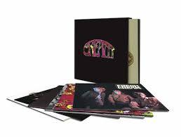 <b>Cream</b> - <b>Cream</b>: <b>1966-1972</b> [Box Set] (Vinyl LP) - Amoeba Music