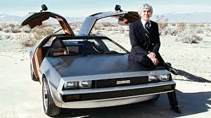 Image result for delorean
