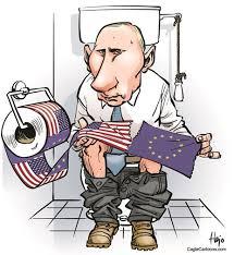 US Vs. Russia In 3 Cartoons