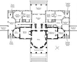 Floorplan of Monticello    s First Floor   Thomas Jefferson    s MonticelloFloorplan  The shaded areas indicate the general outline of the first Monticello