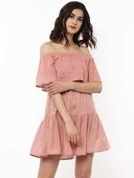 <b>Ruffle Dress</b> - Buy <b>Ruffles Dresses</b> Online at Best Prices In India ...