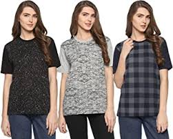 <b>Half Sleeve Women's</b> T-Shirts: Buy <b>Half Sleeve Women's</b> T-Shirts ...