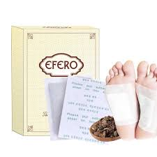 <b>10PCS</b> Clean Herbal Glue Health Foot Patch Old Beijing <b>Detox Foot</b> ...