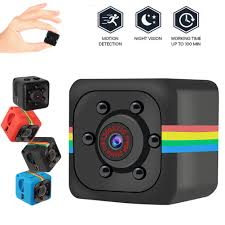 <b>Mini DV</b> Camcorders Cube 480P Night Vision Smart Sensor <b>Small</b> ...