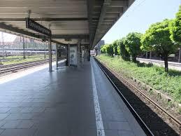 Munich Donnersbergerbrücke station