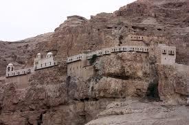 Monasterio de la Tentación