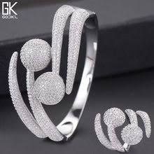 Cubic Zirconia Jewelry Sets Bracelet and Ring Reviews - Online ...