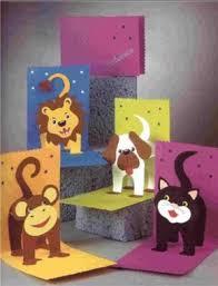 Et celle de Coco, le chat. Plus simple non? <b>LOL</b> | Création de cartes ...