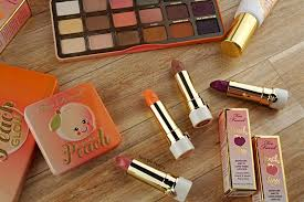<b>Too Faced</b> Peach Moisture Matte Lipstick – Review, Swatches