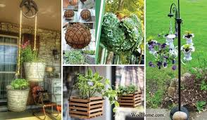 28 Adorable <b>DIY Hanging</b> Planter <b>Ideas</b> To Beautify Your Home