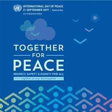 The International Day of Peace 2017 | outreach.un.org.ngorelations