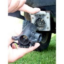 trailer wiring adapter 7 pin to 4 way flat solidfonts trailer wiring harness adapter 7 to 4 way solidfonts