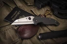 <b>Нож Spyderco Canis</b> C248CFP   ВКонтакте